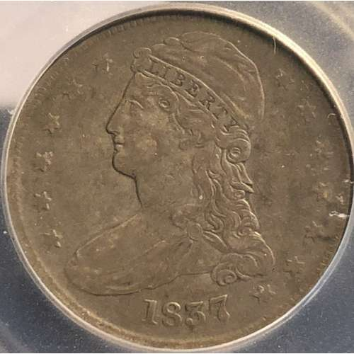 1837 Reeded Edge  Other VF-35