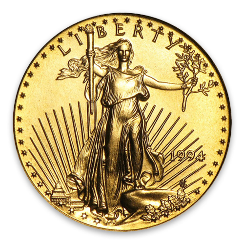 1994 1/10oz American Gold Eagle
