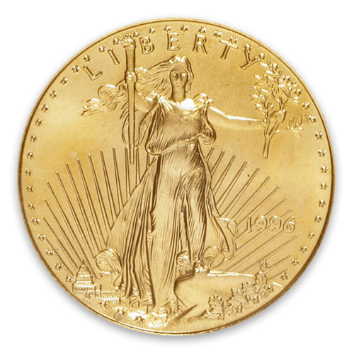 1996 1/4oz American Gold Eagle