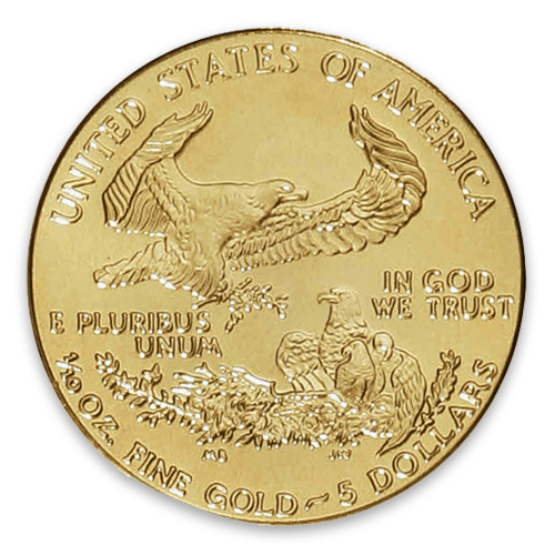 1997 1/10oz American Gold Eagle