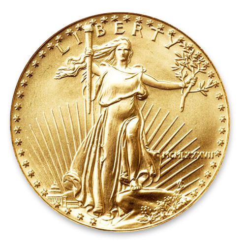 1987 1/2oz American Gold Eagle