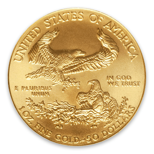 2010 1oz American Gold Eagle