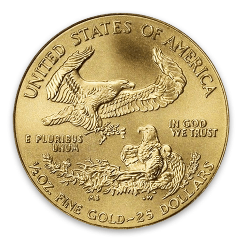 2003 1/2oz American Gold Eagle