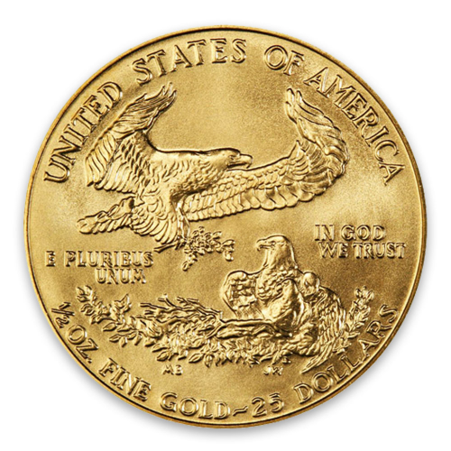 1988 1/2oz American Gold Eagle
