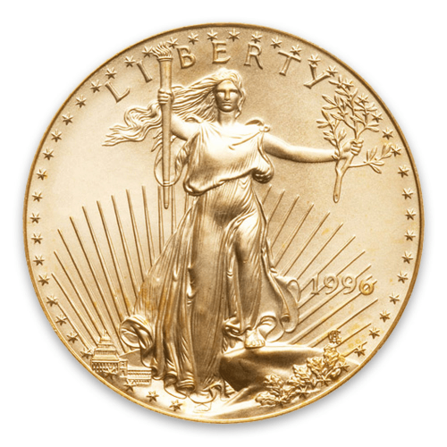 1996 1oz American Gold Eagle