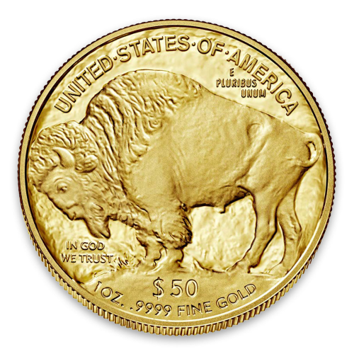 2017 1oz American Gold Buffalo