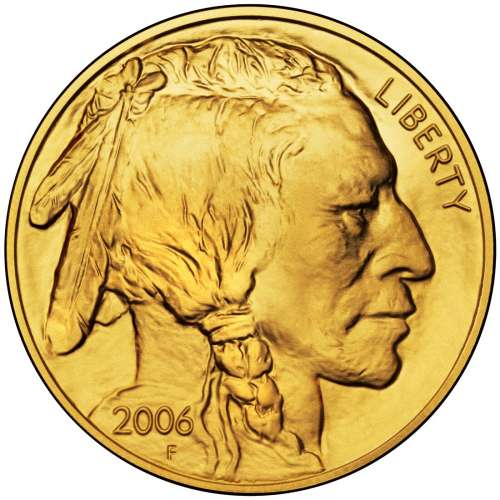 2006 1oz Gold American Buffalo