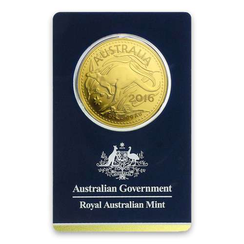 2016 Royal Australian Mint 1oz Kangaroo