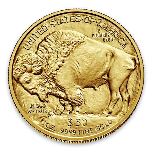 2016 1oz Gold American Buffalo